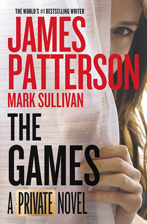 The Games by Mark Sullivan and James Patterson